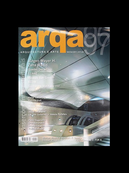 Arqa 96/97: INFRASTRUCTURES